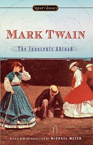 The Innocents Abroad (Signet Classics): Mark Twain