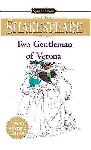 9780451530639: The Two Gentlemen of Verona (Signet Classic Shakespeare)