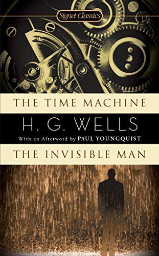9780451530707: The Time Machine / The Invisible Man (Signet Classics)
