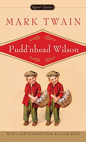 9780451530745: Pudd'nhead Wilson