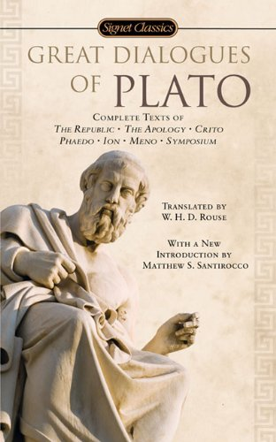 9780451530851: Great Dialogues of Plato