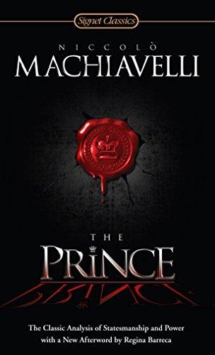 9780451531001: The Prince (Signet Classics)