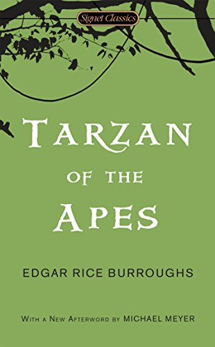 9780451531025: Tarzan of the Apes (Signet Classics)