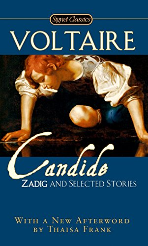 9780451531155: Candide: Zadig and Selected Stories