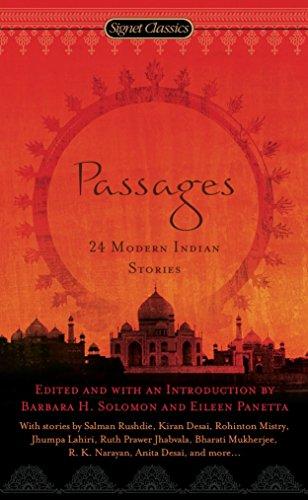 9780451531261: Passages: 24 Modern Indian Stories (Signet Classics)