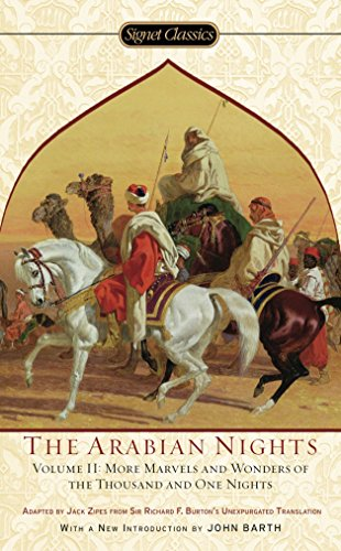 Arabian Nights, Volume II: More Marvels and: Anonymous