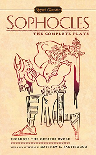 9780451531537: Sophocles: The Complete Plays (Signet Classics)