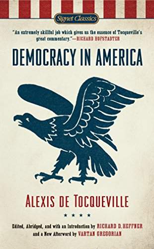 9780451531605: Democracy in America (Signet Classics)