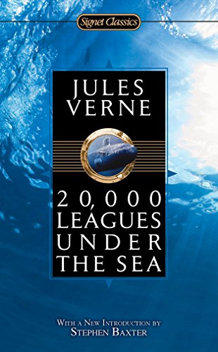 20,000 Leagues Under the Sea (Signet Classics): Verne, Jules; Brunetti,