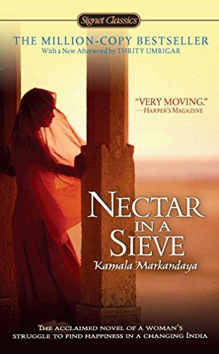 9780451531728: Nectar in a Sieve (Signet Classics)