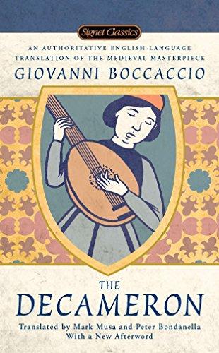 The Decameron (Signet Classics): Boccaccio, Giovanni