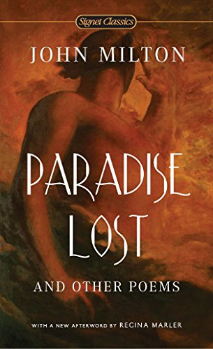 Paradise Lost and Other Poems (Signet Classics): John Milton