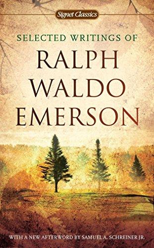 9780451531865: Selected Writings of Ralph Waldo Emerson (Signet Classics)