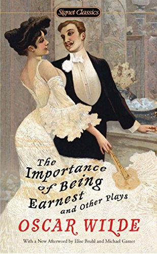 9780451531896: The Importance of Being Earnest and Other Plays