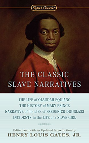 9780451532138: The Classic Slave Narratives