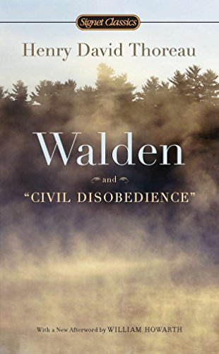 "9780451532169: Walden or Life in the Woods and ""Civil Disobedience"""