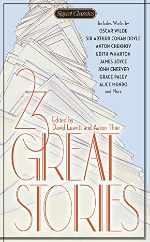 23 Great Stories: David Leavitt (Editor), Aaron Thier (Editor)