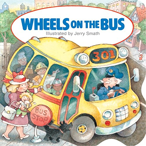 9780451532701: Wheels on the Bus (Pudgy Board Books)
