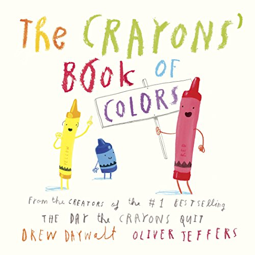 9780451534040: The Crayons' Book of Colors