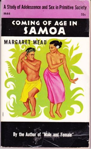 Coming of Age in Samoa: Margaret Mead