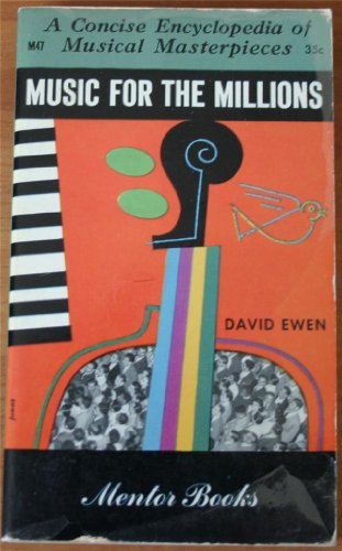 The Music for the Millions: David Ewen