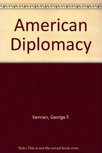 9780451600806: American Diplomacy