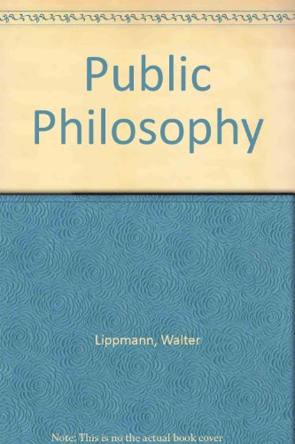9780451601742: Public Philosophy