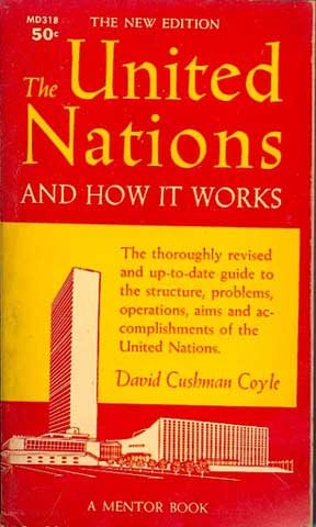9780451602206: The United Nations and How It Works
