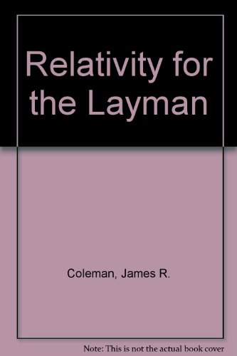 9780451602343: Relativity for the Layman