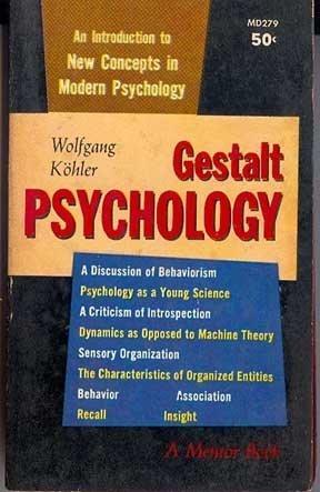 9780451602794: Gestalt Psychology [Mass Market Paperback] by Kohler, Wolfgang
