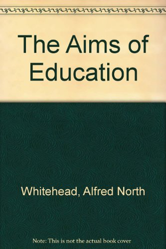 9780451603739: The Aims of Education