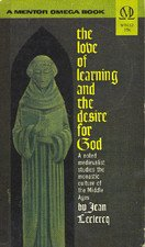 Love of Learning and Desire for God