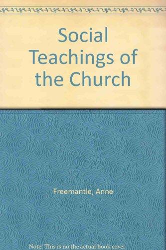 9780451605498: Social Teachings of the Church