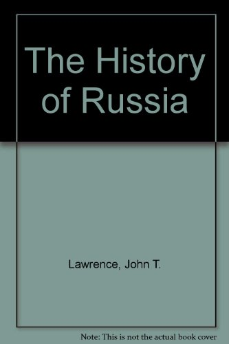 9780451606174: The History of Russia