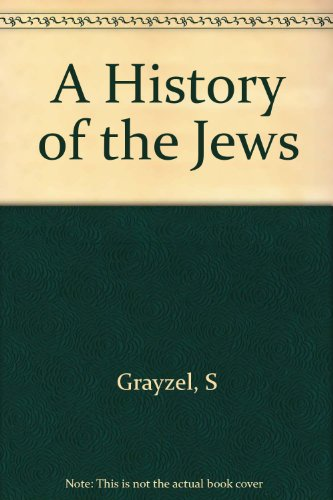 9780451608703: A History of the Jews