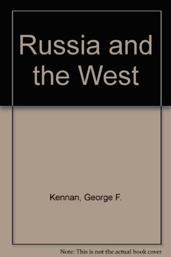 9780451609489: Russia and the West