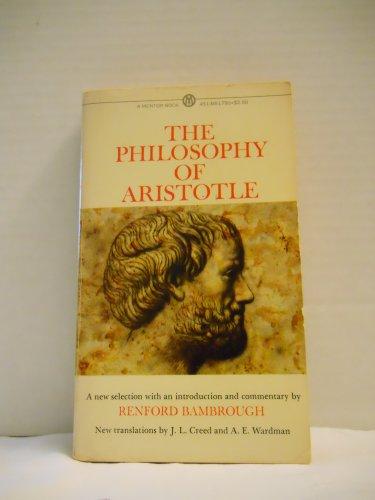 9780451612175: The Philosophy of Aristotle