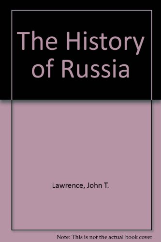 9780451613189: The History of Russia