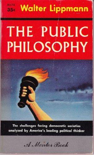 9780451613509: Public Philosophy