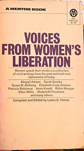 9780451613561: Voices from Women's Liberation Front