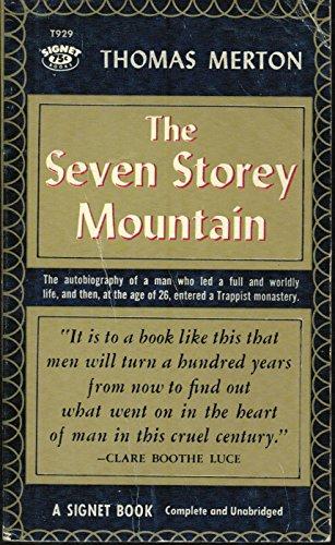 9780451613936: Seven-Storey Mountain