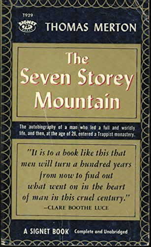 9780451613936: Seven-Storey Mountain