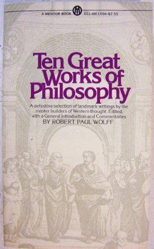9780451615565: Ten Great Works of Philosophy