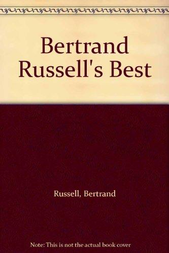 9780451615978: Bertrand Russell's Best