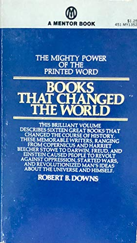 9780451615992: Books That Changed the World