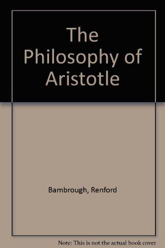 9780451616159: The Philosophy of Aristotle