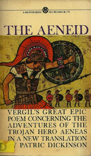9780451616418: The Aeneid (Mentor Series)