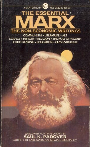 The Essential Marx (Essentials): Karl Marx; Editor-Saul