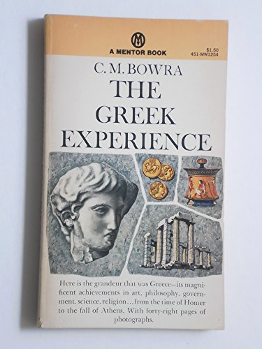 9780451617187: The Greek Experience
