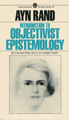 9780451617514: Introduction to Objectivist Epistemology (Mentor Books)